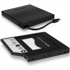 ICY BOX IB-AC642 SSD/SATA ADAPTER FOR DVD, STAT USB2.0 /70642