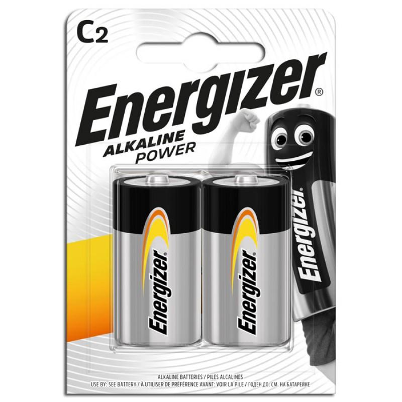 ENERGIZER ALKALINE POWER C-LR14