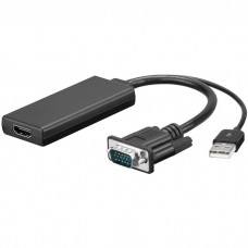 67816 VGA TO HDMI ADAPTER CABLE