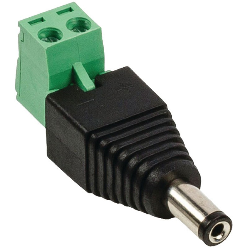 SAS-PCM 10 PLUG WITH TERMINAL CONNECTOR MALE