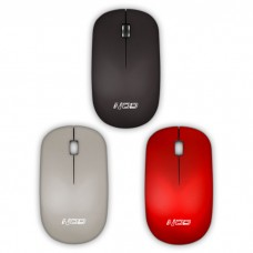 NOD COV3R Wireless Optical Mouse Black+2 Color Covers