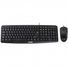NOD KMS-002 WIRED SET KEYBOARD & MOUSE