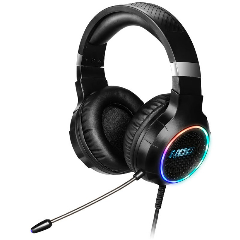 NOD DEPLOY G-HDS-005 USB GAMING HEADSET, WITH RGB LED