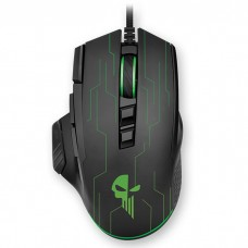 NOD PUNISHER Wired gaming mouse 9D with software
