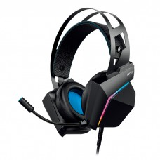 NOD CHAOS GAMING HEADSET WITH RUNNING RGB LIGHT