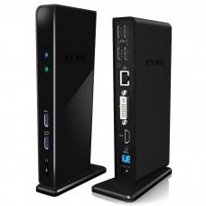 IB-DK2241AC USB 3.0 NOTEBOOK DOCKING STATION / 20850