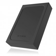 """ICY BOX IB-256WP EXT CASE 2.5"""" SATA HDD/SSD TO USB 3.0 WRITE PROTECTION SWITCH S"""