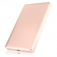 ICY BOX IB-245-C31-P PINK EXTERNAL 2,5''  ENCLOSURE SATA HDD/SSDUSB 3.1 GEN 2 TY