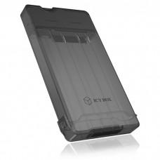 ICY BOX IB-235-U3 EXTERNAL EMCLOSURE FOR 2.5'' SATA HDD/SSD / 60330