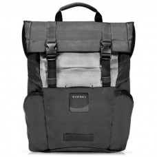 EVERKI CONTEMPRO 72587 GREY ROLLTOP LAPTOP BACKPACK UP TO 15.6""