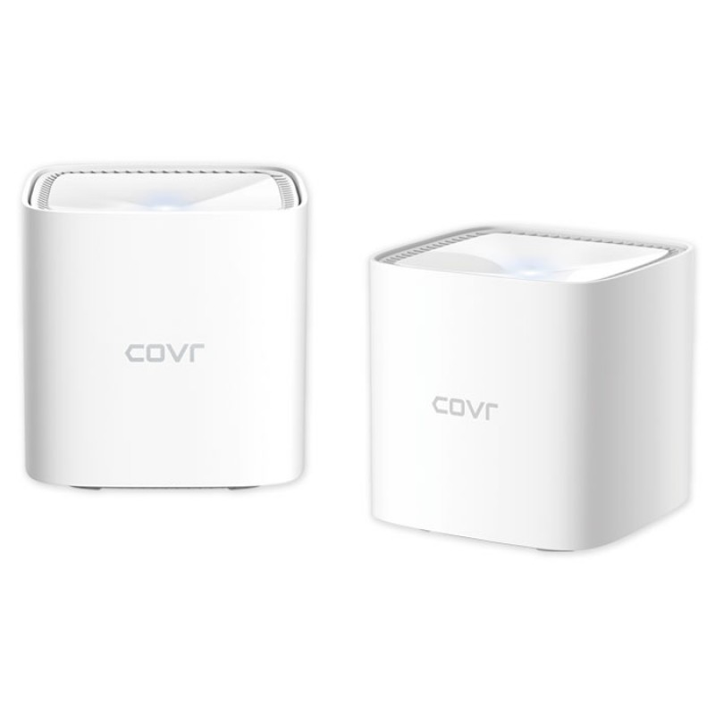 D-LINK COVR-1102 AC1200 Dual Band Whole Home Mesh Wi-Fi System (2-Pack)