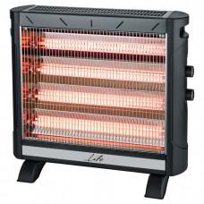 LIFE HEAT WAVE Quartz heater 2750W,with 5 lamps   QH-101