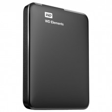 """WD ELEMENTS 500GB 2.5"""" - WDBUZG5000ABK BLACK EXTERNALL HDD"""