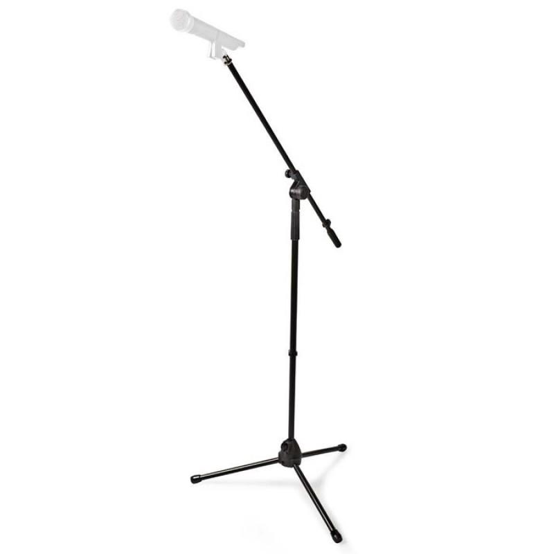 NEDIS MPST10BK Microphone Stand Max 1 kg Black