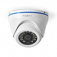 NEDIS 4IN1CDW10WT CCTV Security Camera Bullet Full HD Supports AHD / TVI / CVI a