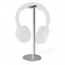 NEDIS HPST200AL Headphones Stand Height: 276 cm Aluminium Aluminium